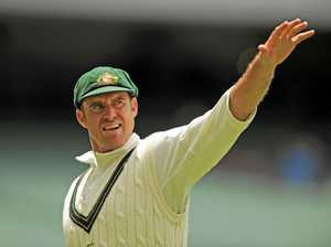 Hayden inducted into cricket Hall of Fame