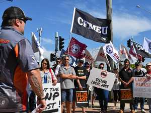 CFMEU official under fire for corporate spending