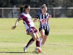 Thunder women add lethal goalscorers for 2017 season