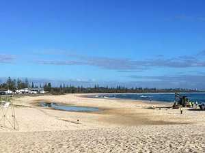 Council set to stop Kingscliff Beach smell