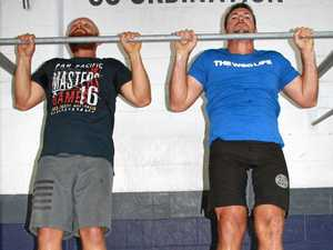 Toowoomba crossfitters take on nation's best
