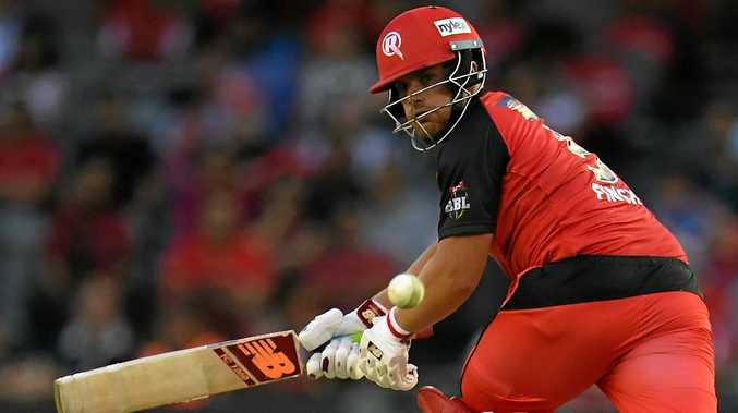 BACK IN SQUAD: Aaron Finch has been recalled to the Australian ODI team after a strong BBL season.