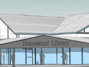 Design tenders called for blue chip Rosewood Library