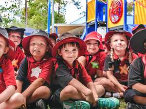 Gympie's preppies take their first big step