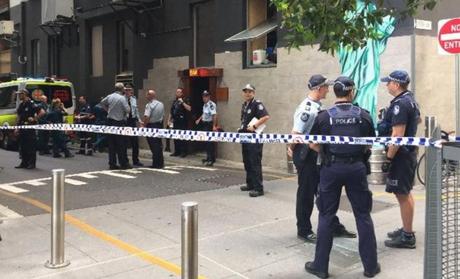 Man shot at Brisbane film set. Source News Corp
