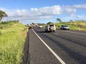 Calen Crash - Bruce Highway