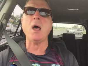 Cutters CEO sings in car
