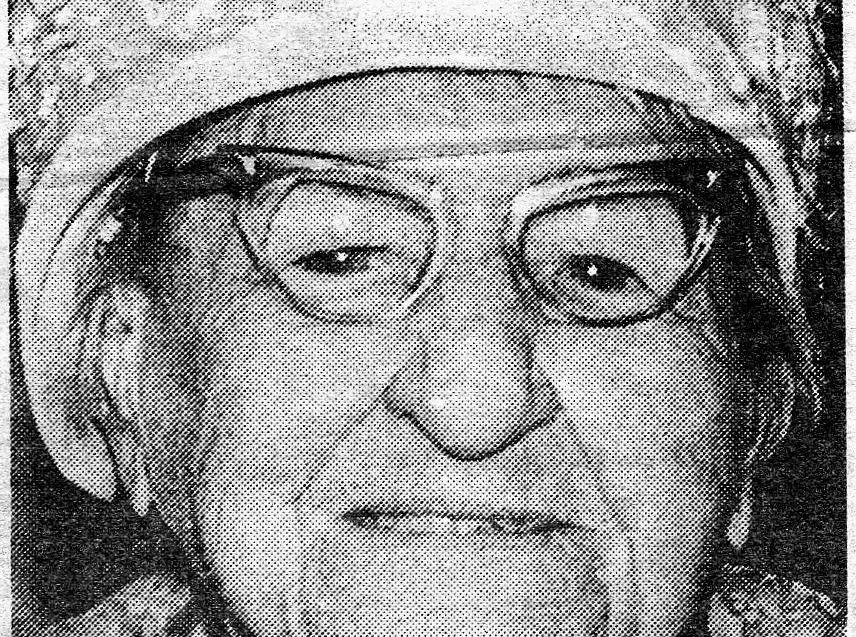 MAY'S MEMORIES: Amelia May Rennison lived a lot of her long life in the Jandowae district.