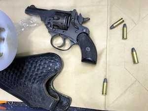 Six months jail for man carrying loaded gun in CBD