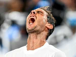 Nadal step closer to dream Federer clash