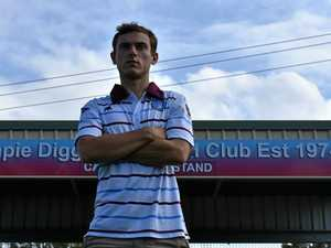 Will this man take Gympie Diggers to new heights?