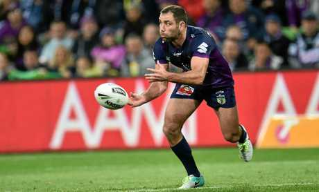 Melbourne Storm skipper Cameron Smith is believed to be earning about $1.5 million a year.