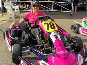 Leesa is tickled pink with third place in Lithgow