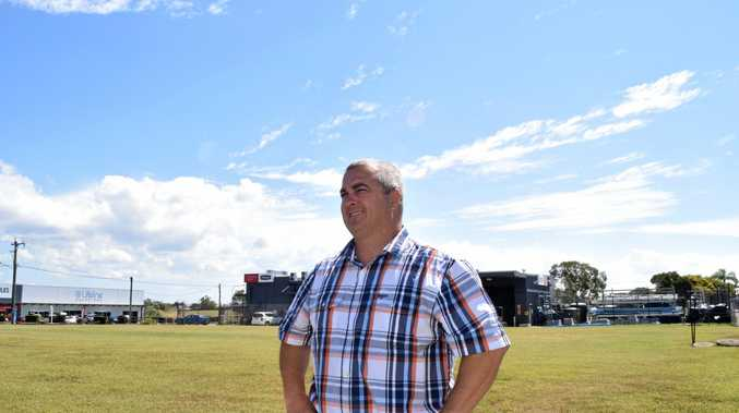 One Nation candidate for Hervey Bay Damian Huxham has lent his support for a ban on the burqa.