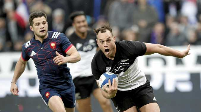 New Zealand's Israel Dagg has been an ambassodor for the Brisbane Global 10s but won't be taking part in the competition.