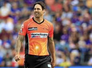 Johnson keen to go again in Big Bash
