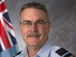 Self-confessed 'RAAF brat' now the boss