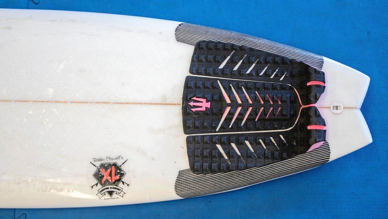 A board deck.