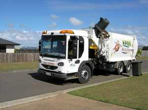 Earlier bin collections for Australia Day public holiday