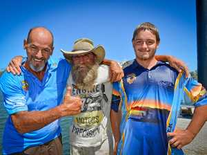 Lucky catch for fisho after losing wedding ring