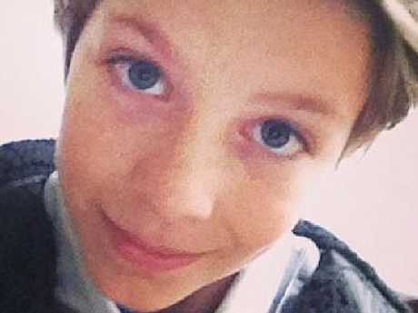 Murdered: Luke Batty, 11