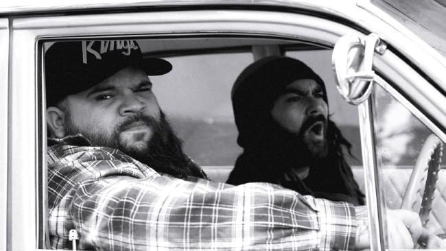 Triple J have been supporting indigenous hip hop duo A.B. Original and their protest song January 26 , which is said to be polling strongly in the Hottest 100