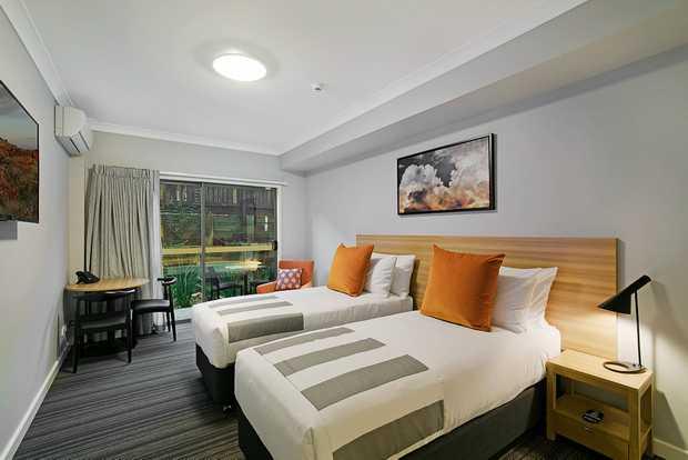 10 million upmarket hotel opens its doors seniors news for Upmarket hotel