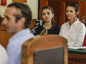 Bali murder trial: 'I don't want to get him into trouble'