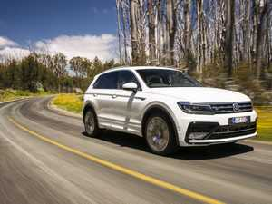 VW Tiguan 162TSI Highline road test and review