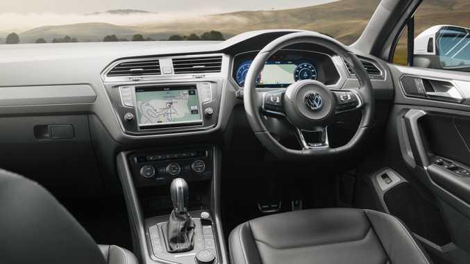 2017 Volkswagen Tiguan 162TSI Highline