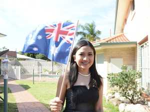 Why being an Australian citizen is so special to Sheena