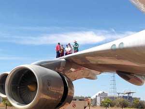 Take a tour through Aussie airline history