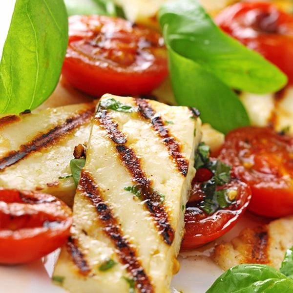 Try some delicious Haloumi cheese at the Little Creek Artisan Cheese Factory.
