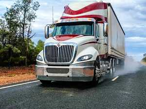 Big Rigs' exclusive road test of the International ProStar