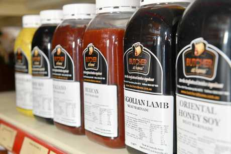 FUNKY FLAVOURS: Butcher at Home has some great marinades and rubs for your Australia day BBQ.