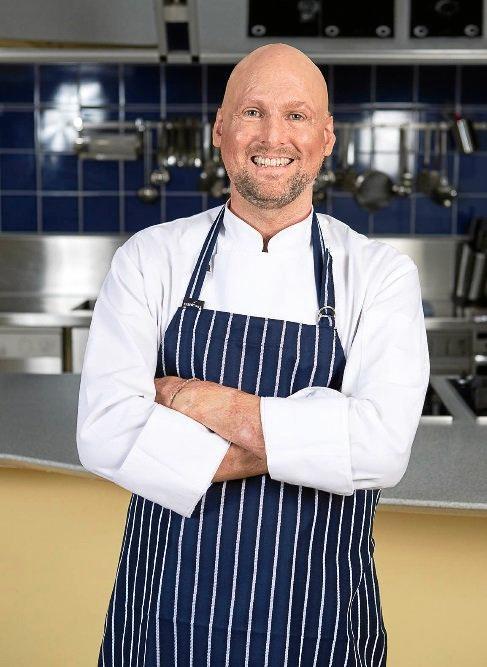 Chef Matt Golinski
