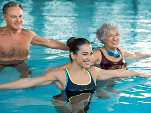 ACTIVE-AGEING: Get fit with Aqua Zumba