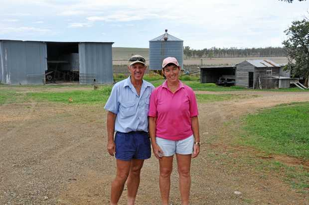 THIRD GENERATION: Bill and Beryl Avis see agricultural jobs in a different light to statistics.