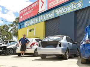 Rudd's Towing takes on council in 'David and Goliath' style zoning battle