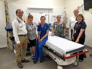 $180,000 project pays off for hospital patients
