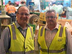Hastings Deering boss shares top tip for Rocky jobseekers to find work