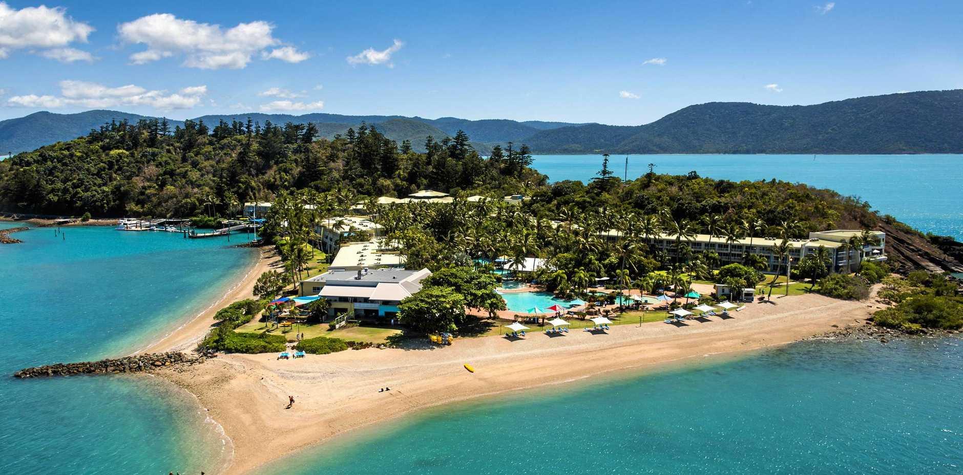Daydream Island in the Whitsundays will undergo a $50million redevelopment this year.