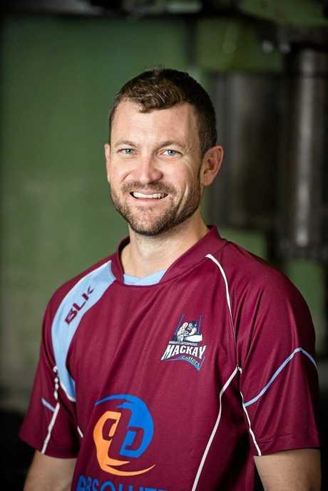Citizen of the Year winner, Andrew Birch.