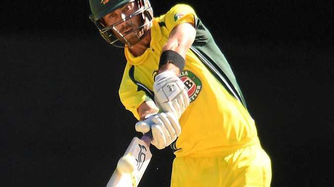 Australian batsman Glenn Maxwell.