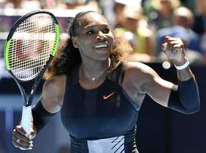 Williams praises opponent after quarter-final win