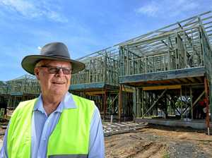 Meet the man building homes for battlers