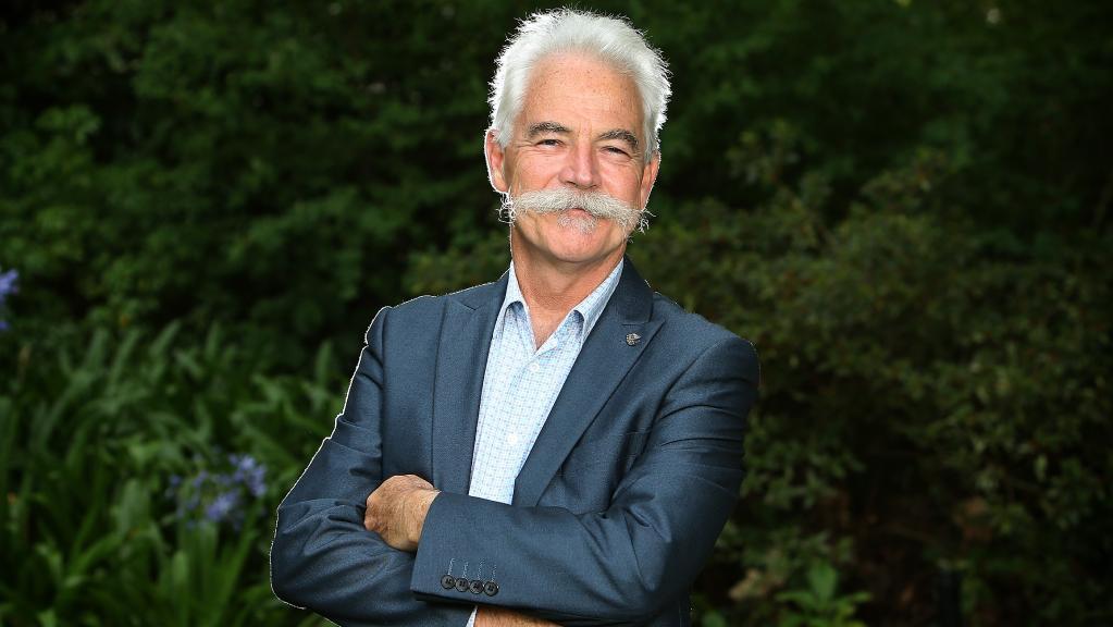 2017 Australian of the Year, Emeritus Professor Alan Mackay-Sim.
