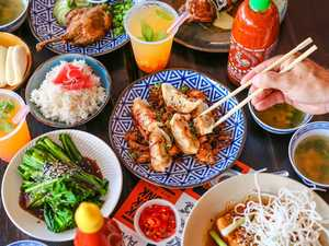 Vibrant banquet menu on offer for Chinese New Year