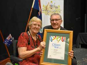 Art champion named Citizen of the Year