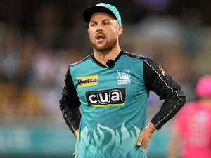 McCullum confident of success for Heat in Big Bash No.7